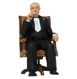 El Padrino Estatua Movie Icons Don Vito Corleone 15 cm