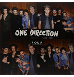 Vinilo One Direction - Four (2 Lp)