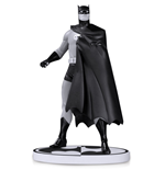 Batman Black & White Estatua Darwyn Cooke 2nd Edition 18 cm