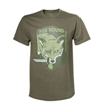 Camiseta Metal Gear 152092