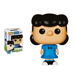 Peanuts POP! Animation Vinyl Figura Lucy 9 cm