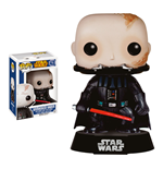 Star Wars POP! Vinyl Cabezón Unmasked Darth Vader 9 cm