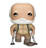 The Walking Dead POP! Vinyl Figura Hershel Greene 10 cm