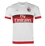 Camiseta AC Milan 2015-2016 Away