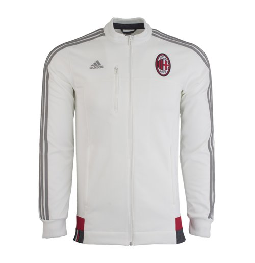 Compra Chaqueta AC Milan 2015-2016 (Blanco) Original 30951494664bf