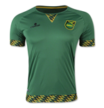 Camiseta Jamaica Fútbol 2015-2016 Away