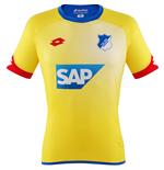 Camiseta Hoffenheim 2015-2016 Away