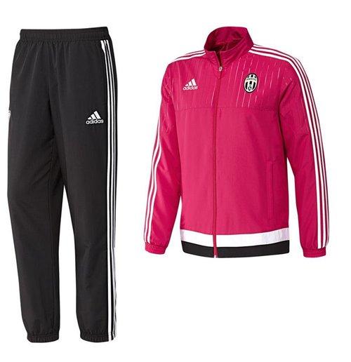 Compra Chándal Juventus 2015-2016 de niño (rosa) Original f7179928431bc