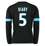 Camiseta Olympique Marseille 2015-2016 Away