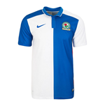 Camiseta Blackburn Rovers 2015-2016 Home