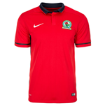 Camiseta Blackburn Rovers 2015-2016 Away