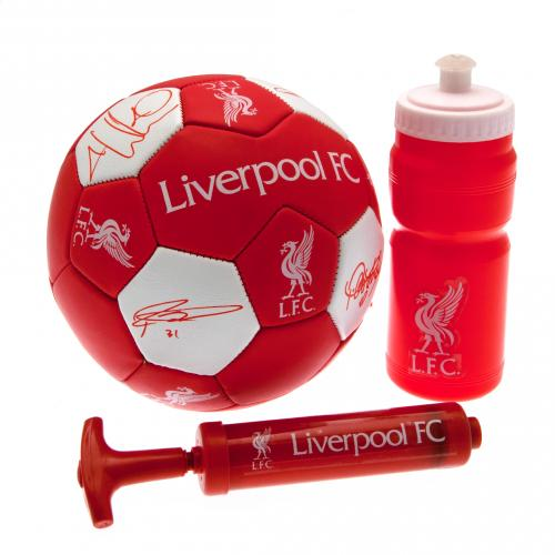 Kit regalo Liverpool FC