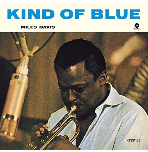 Vinilo Miles Davis- Kind Of Blue