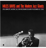 Vinilo Miles Davis / The Modern Jazz Giants - The Complete, Historic, All-Star Recording Session Of December 24,1954