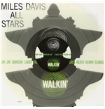 Vinilo Miles Davis - Walkin' - Clear (Limited Edition)