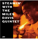 Vinilo Miles Davis - Steamin' With The Miles Davis Quintet