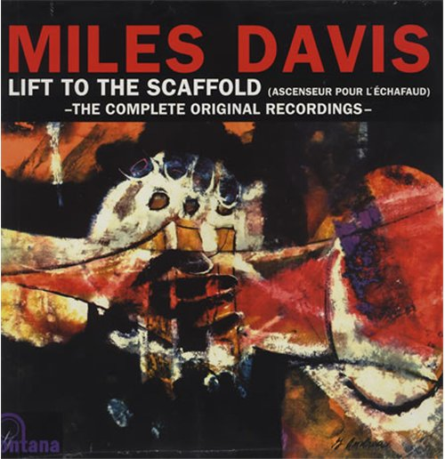 Vinilo Miles Davis - Lift To The Scaffold Ost