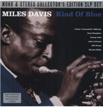 Vinilo Miles Davis - Kind Of Blue (180 Gr.) (2 Lp)