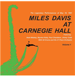 Vinilo Miles Davis - At The Carnegie Hall Part One (Limited Edition)