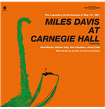 Vinilo Miles Davis - At Carnegie Hall