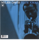 "Vinilo Miles Davis - ""Blue Xmas"" B/w ""Devil May Care"" (7"")"