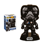 Star Wars POP! Vinyl Cabezón Tie Fighter Pilot 9 cm