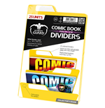 Ultimate Guard Premium Comic Book Dividers Separadores para Cómics Amarillo (25)