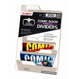 Ultimate Guard Premium Comic Book Dividers Separadores para Cómics Beige (25)