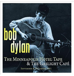 Vinilo Bob Dylan - The Minneapolis Hotel & The Gaslight Cafe (2 Lp)