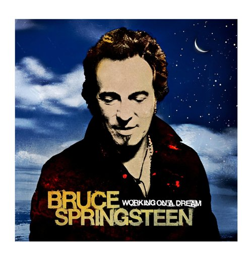 "Vinilo Bruce Springsteen - Working On A Dream + Bonus Track (2 12"")"
