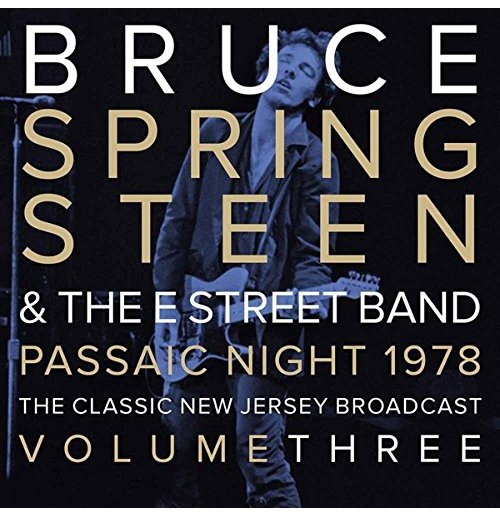 Vinilo Bruce Springsteen - Passaic Night, New Jersey 1978 - Vol.3 (2 Lp)
