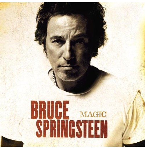 Vinilo Bruce Springsteen - Magic