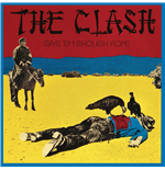 Vinilo Clash (The) - Give 'em Enough Rope