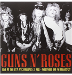 Vinilo Guns N' Roses - Live At The Ritz Nyc