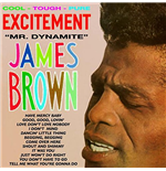 Vinilo James Brown - Exciteman   Mr. Dynamite
