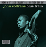 Vinilo John Coltrane - Blue Train - Mono & Stereo Collector's Edition (2 Lp)