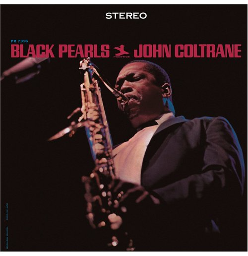 Vinilo John Coltrane - Black Pearls