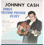 Vinilo Johnny Cash - Sings Folsom Prison Blues