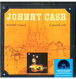 "Vinilo Johnny Cash - Koncert V Praze (In Prague- Live) (Ep 12"")"