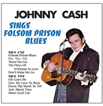 Vinilo Johnny Cash - Johnny Cash Sings Folsom Prison Blues