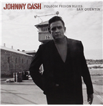 "Vinilo Johnny Cash - Folsom Prison Blues / San Quentin (7"" & T Shirt Box Set)"