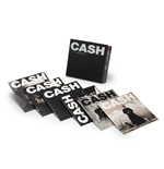 Vinilo Johnny Cash - American Recordings I-vi (7 Lp)