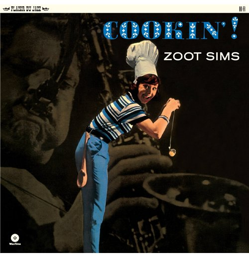 Vinilo Zoot Sims - Cookin'