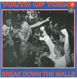 Vinilo Youth Of Today - Break Down The Walls