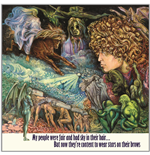 Vinilo T-Rex - My People Were Fair And Add Sky In Their Hair (2 Lp)