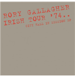"Vinilo Rory Gallagher - Irish Tour '74 10"" Rsd"