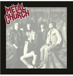 Vinilo Metal Church - Blessing In Disguise