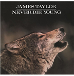 Vinilo James Taylor - Never Die Young