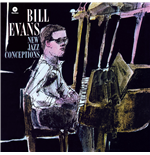 Vinilo Bill Evans - New Jazz Conceptions