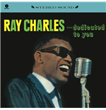Vinilo Ray Charles - Dedicated To You